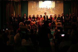 اجرای ارکستر آوای سپهر 1396