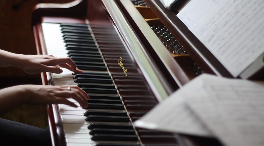 ثبت نام پیانو