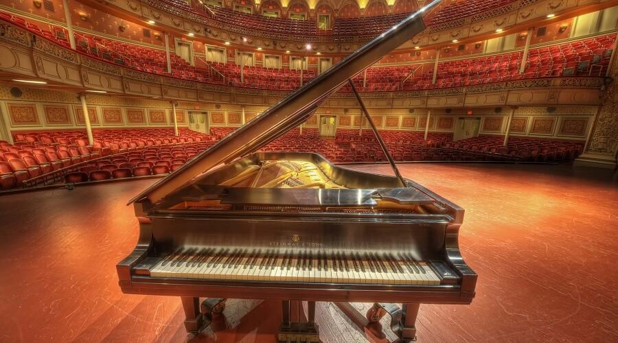 مزایای یادگیری پیانو